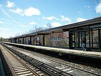 Mount_Vernon_West_Station;_Southbound_Train